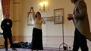 Puma Stick Fighting - Bartitsu demonstration at Redemption Multimedia Conventions 2017