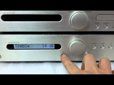 Tangent AMP-100 Stereo Integrated Amplifier | eBay