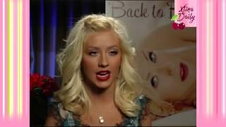 Christina Aguilera - Back to Basics album Promo Interview by Sony Music Studios