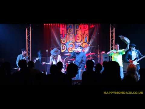 Happy Mondays Tribute (Happy Mondaze) - Kinky Afro Live @ Darlington Forum