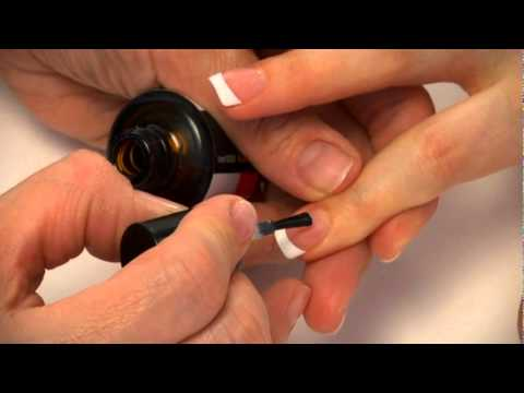 Dashing Diva - How To Apply Virtual French Nails