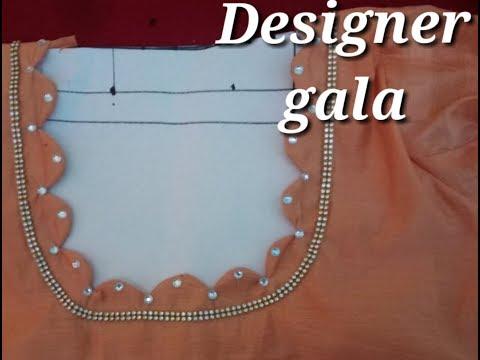 "Glaa design (Drafting,Cutting and Stitching) easy tips in hindi | | "" Nisha Designer """
