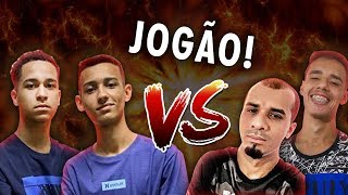 DUELO B4 X GOD (Feat. Fac, GOD Wins e Coreano)