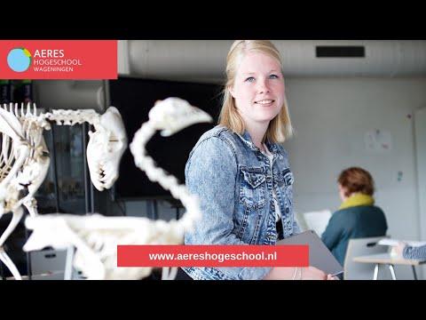 Aeres Hogeschool Wageningen | Bachelor | Docent en kennismanager Recreatie- en Gezelschapsdieren