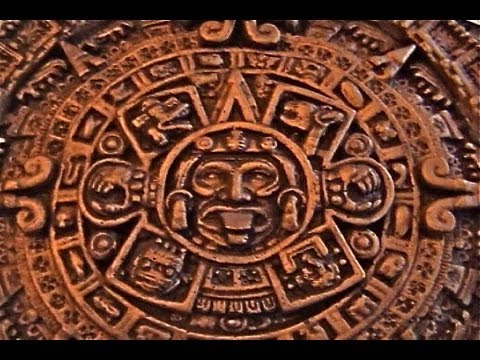 Mayan & Aztec Calendars, Prophecy,  Roswell, Ancient Astronaut, Armageddon, Displays