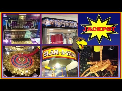 🤑30 Minutes Lets Play Crazy Arcade Ticket Games Winning 5900 Arcades TICKETS BIG JACKPOT WIN Hawkes