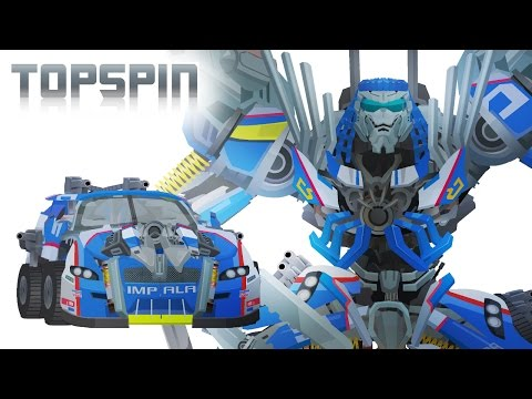 Wreckers TOPSPIN