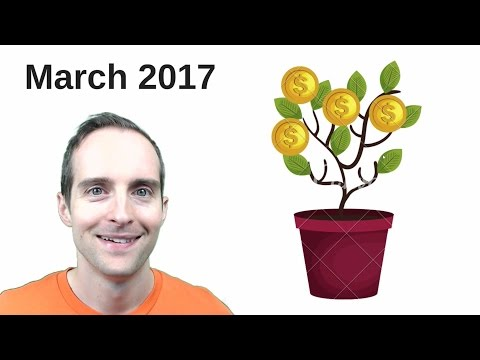 March 2017 Business Income and Expense Report for JerryBanfi
