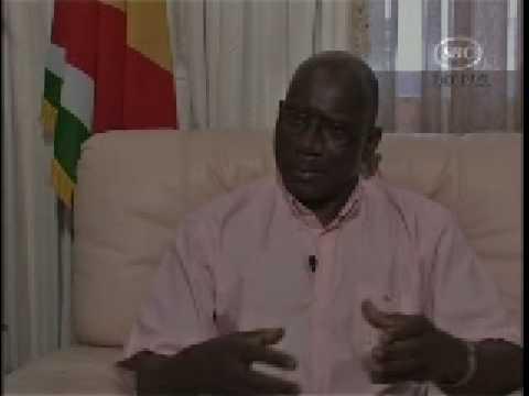 SBC Seychelles: VP Joseph Belmont at African Union...