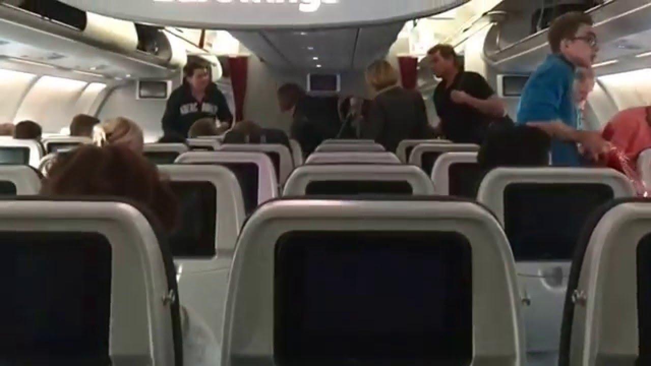 EUROWINGS Flug nach Bangkok - YouTube