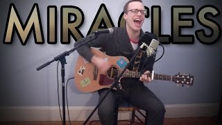 "Coldplay - Miracles (""Unbroken"" Movie Soundtrack / Vyel Live Acoustic Loop Cover)"