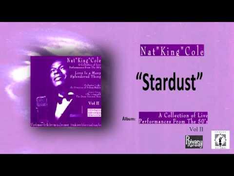 Hoagy Carmichael - Stardust - NAT KING COLE