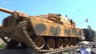 Fears of Bloodbath in Syria's Idlib as Russia, Turkey, Iran Meet