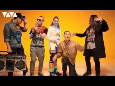 Far East Movement Feat. Crystal Kay - Where The Wild Things Are (Official Video VIVA TV)