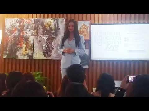 Kylie Verzosa organizes Mental Health Matters Fair