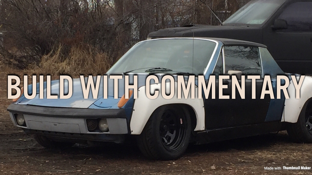 Subaru swapped Porsche 914 Build WITH COMMENTARY - YouTube on