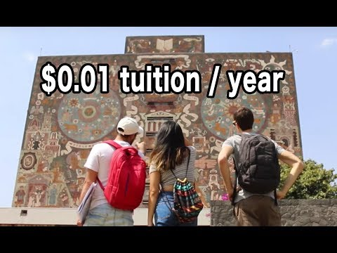 3 Things You Should Know About UNAM (Mexico's Most Famous University)