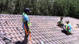 11kW Solar PV system installation at an upmarket home in Constantia