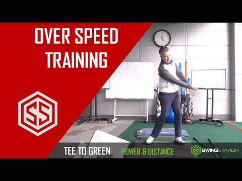 OVERSPEED TRAINING FOR GOLF