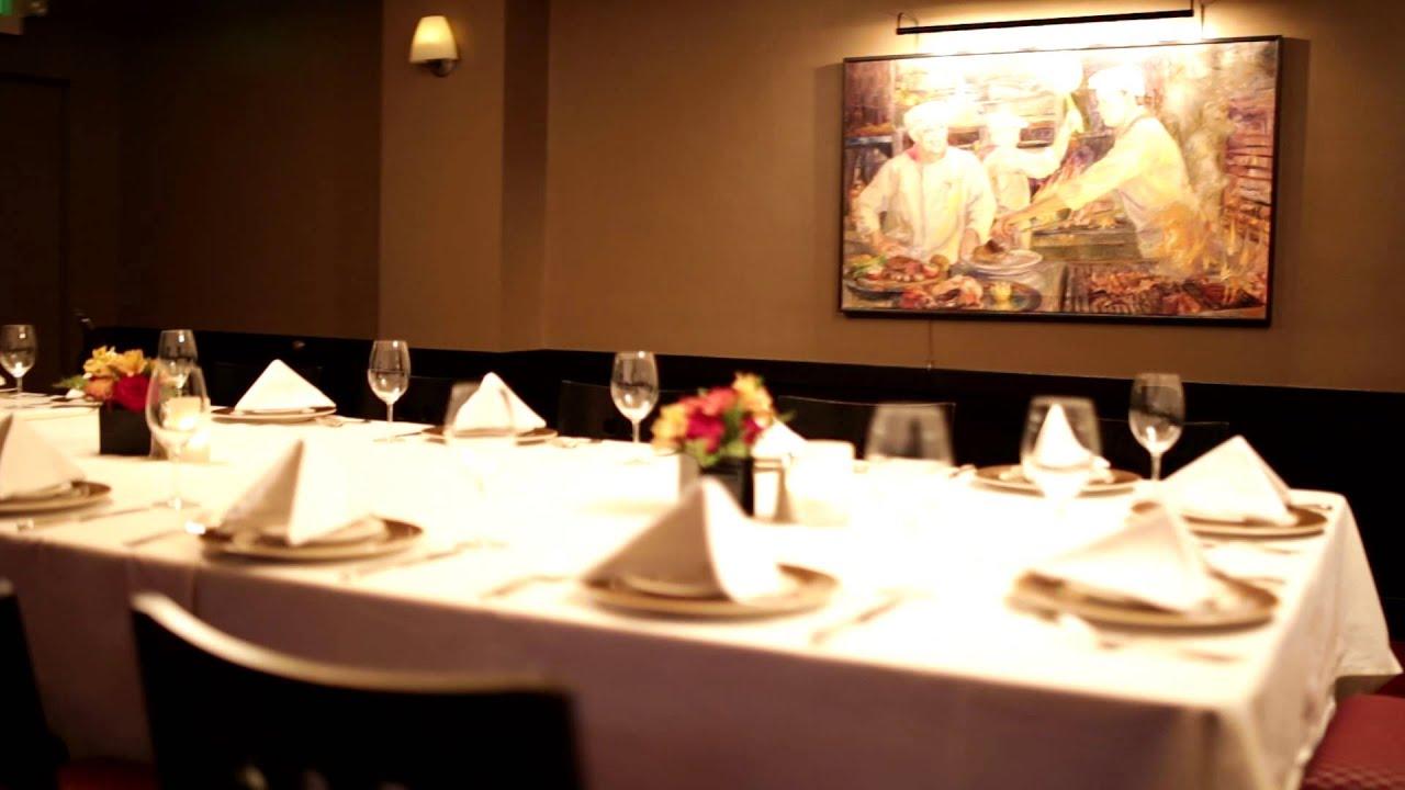 El Gaucho Seattle - Grill Room - YouTube