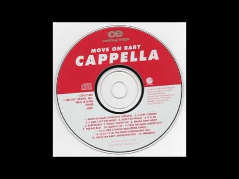Cappella - Move On Baby (Japan) (Full Album) 1994 + 2 add 1998