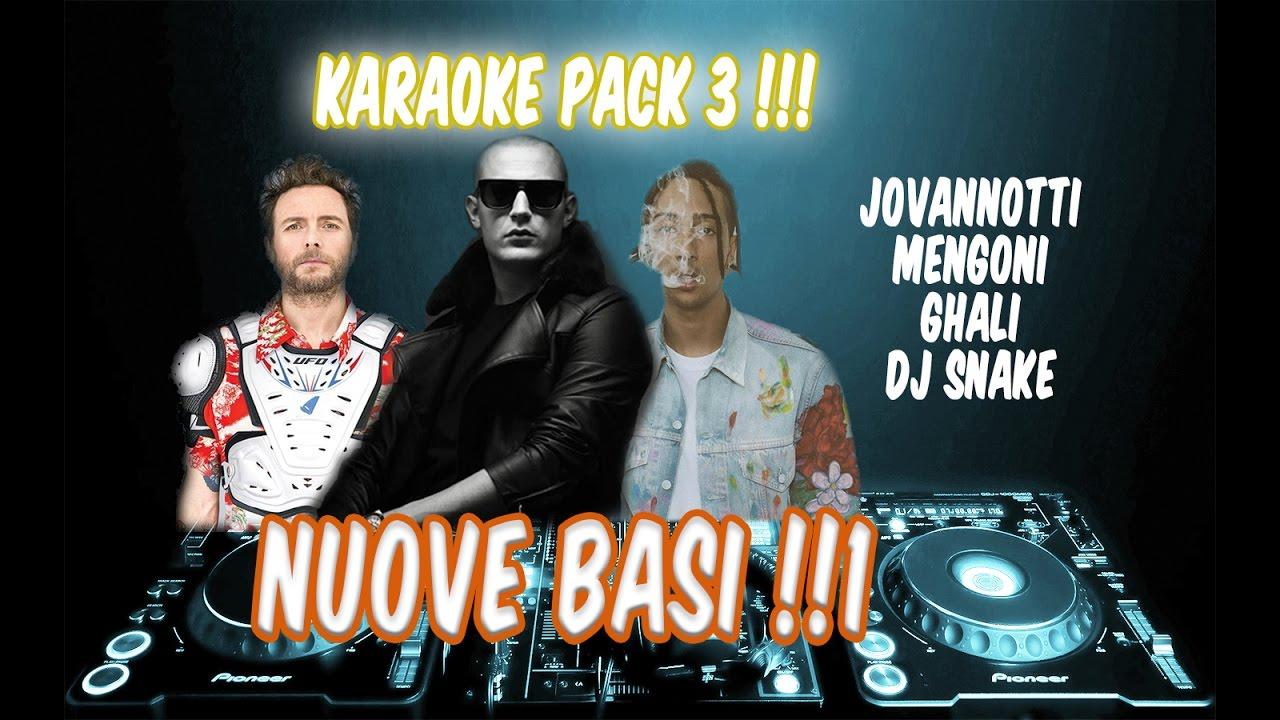 basi karaoke nuove gratis