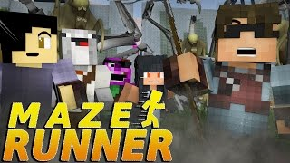 "Minecraft MAZE RUNNER! - ""SHATTERED.."" #8 (Minecraft Roleplay)"