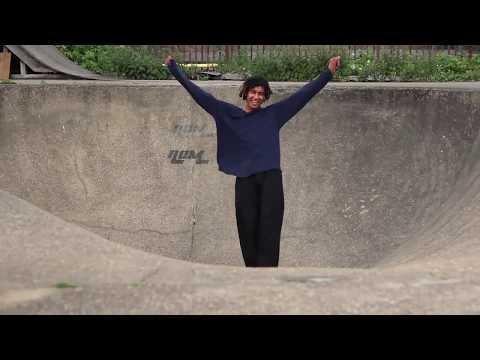 Jordan Thackeray from Jono Coote's 'Corner Store' video