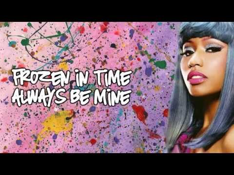 Young Forever   Nicki Minaj Lyric Video with lyrics on screen HD