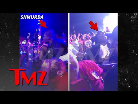 Bobby Shmurda Tries Fighting Fans After Water Bottle Thrown at Him