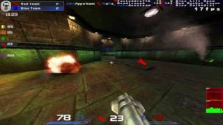 Quake Live :: Full Match 1080p