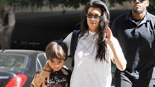 Kourtney Kardashian Dresses Down Amid Reported Breakup With Younes Bendjima