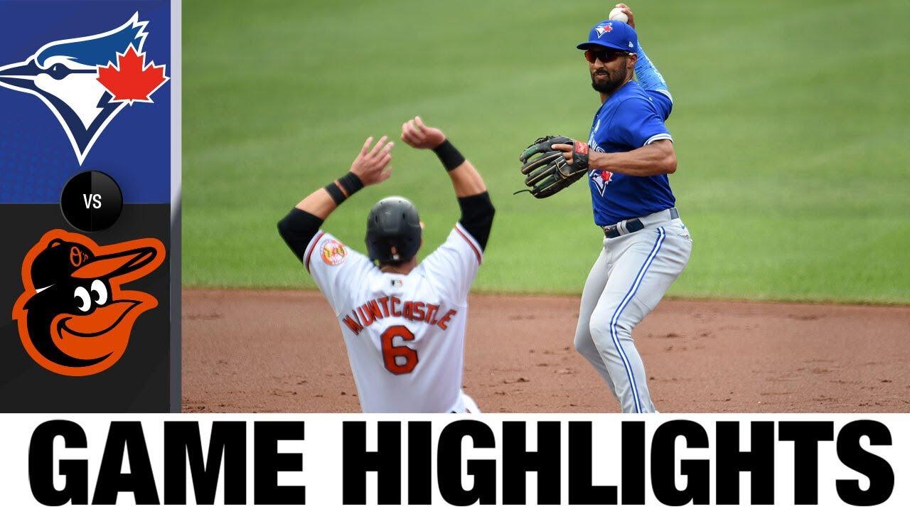 Download Blue Jays vs. Orioles Game Highlights (6/20/21)   MLB Highlights