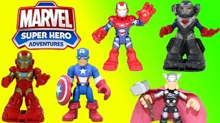 BEST of Marvel Super Hero Adventures Part 1