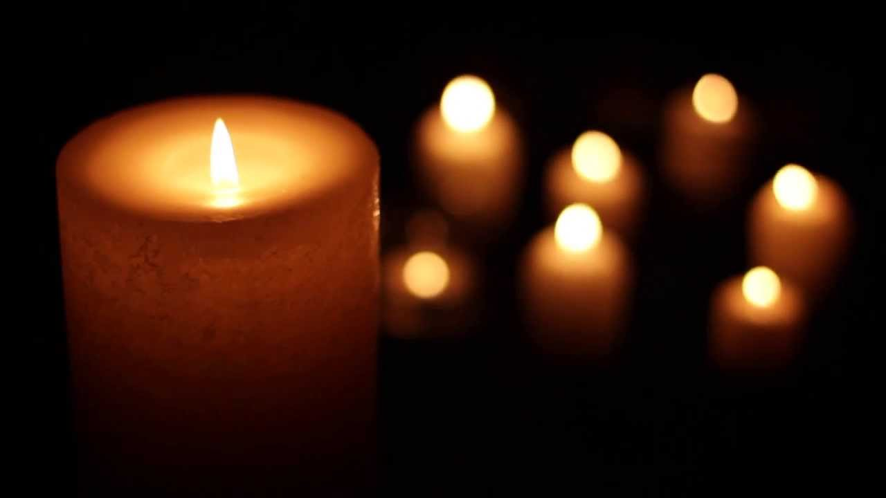 Free No Copyright Catholic Stock Footage - Candles Video -9964