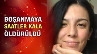 Izmir son dakika kadın cinayeti