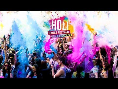 HOLI DANCE FESTIVAL 2018   DODS   By Gaurav Khendria