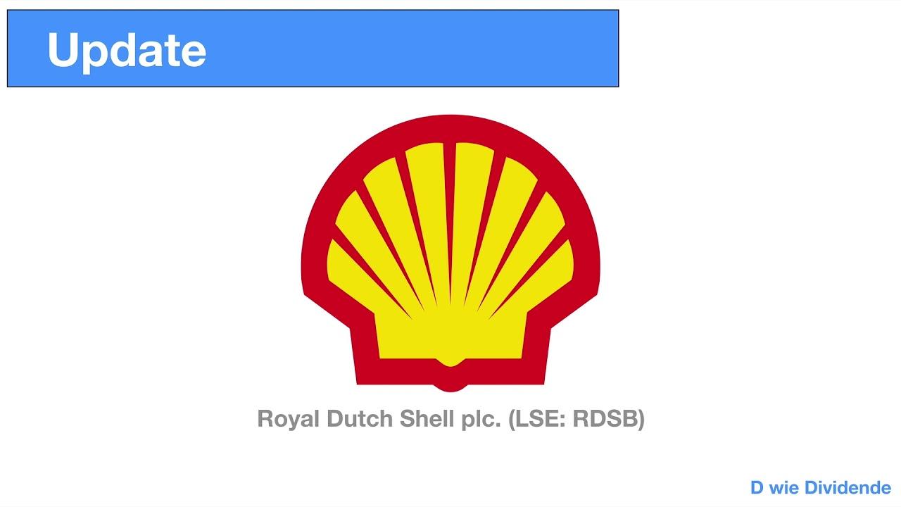 Dividende Royal Dutch Shell