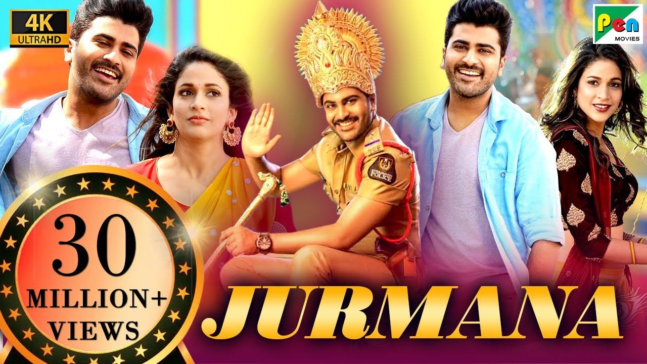 Download Jurmana (Radha) 4K   New Hindi Dubbed Movie   Sharwanand, Lavanya Tripathi, Ravi Kishan