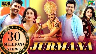 Jurmana (Radha) 4K   New Hindi Dubbed Movie   Sharwanand, Lavanya Tripathi, Ravi Kishan