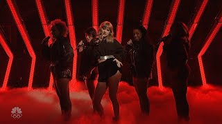 Taylor Swift - ...Ready For It? / Call It What You Want (Live on Saturday Night Live / 2017)