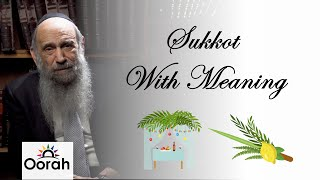 Sukkot 2020 – The Significance of Schach with Rabbi Mintz