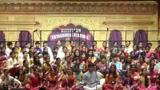 Cleveland Aradhana 2016 - Papanasam Sivan Compositions - Enadu Ullame