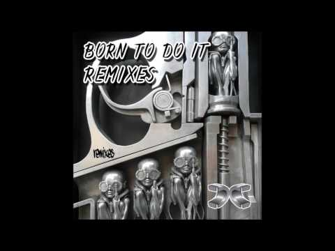 Benny V & Halcyon Remix - Born To Do It - Scoop & Alter Ego ft Deemas J