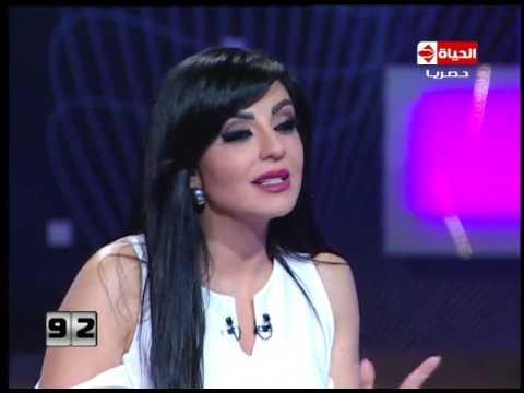 100 سؤال - مي عز الدين ... لا يمكن أن أتزوج من رجل غير مسلم ورأيها في الزواج المدني