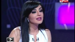 فيديو.. مي عز الدين: لن أتزوج إلا رجل مسلم واعترض على الزواج المدني