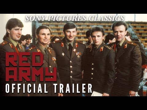 RED ARMY (2014) Official HD Trailer