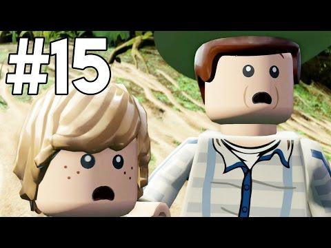 LEGO Jurassic World Gameplay - Jurassic Park III Ending [15]