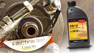 Rowe Synt RS 5W30 HC-C4 Jak skutecznie olej chroni silnik?
