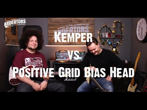Kemper vs Positive Grid Bias Head